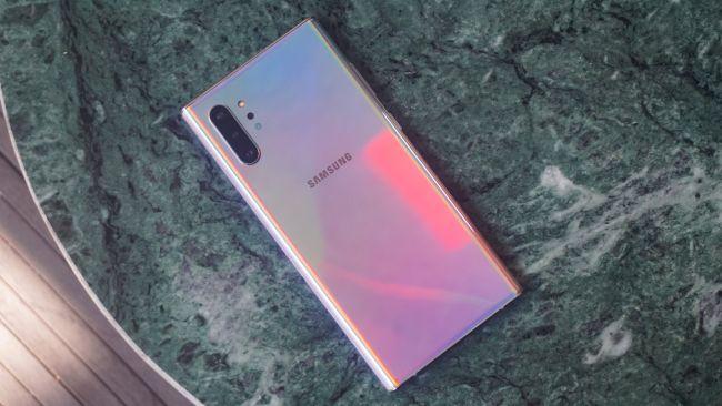 مراجعة جهاز Samsung Galaxy Note 10 Plus الجديد 2019 6