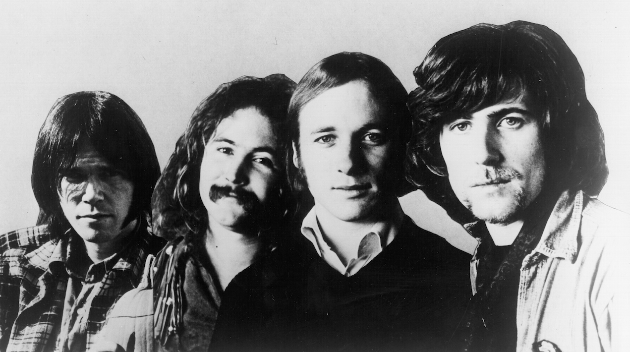 The 10 Best Songs By Crosby, Stills, Nash & Young | Louder