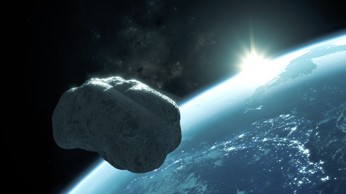 A 'demon' asteroid the size of the Eiffel Tower to zoom in after Earth on Friday