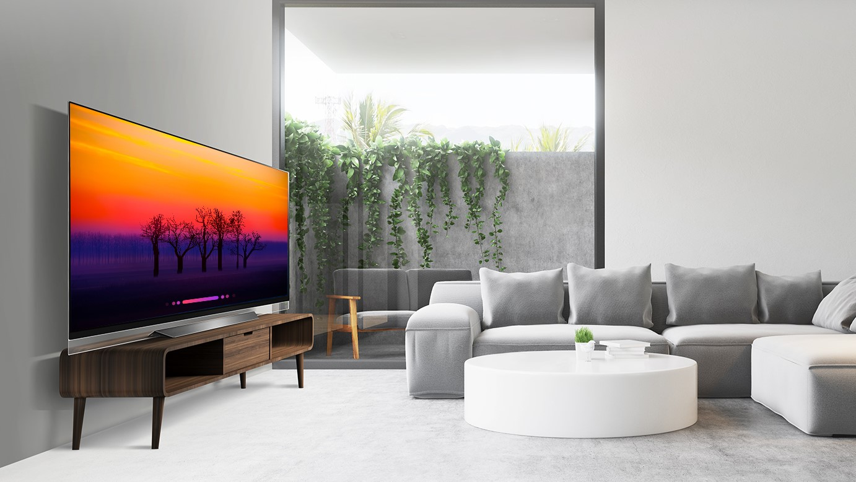 LG E8 OLED Series (2018)