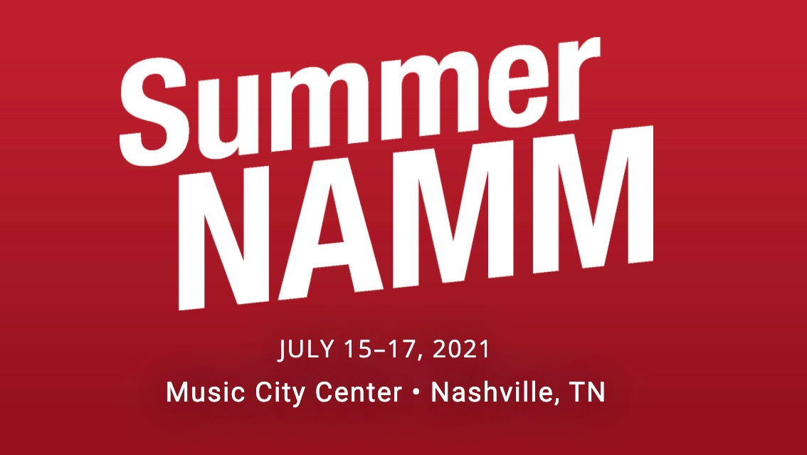 Summer NAMM 2021 is happening – and it's in person | Guitar World