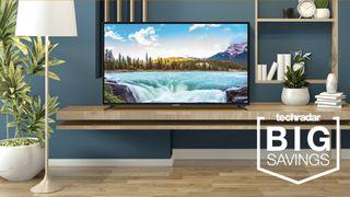 Walmart 4K TV deal sale