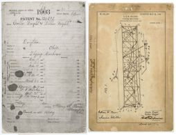 Lost Wright Brothers' 'Flying Machine' Patent Resurfaces   Live Science