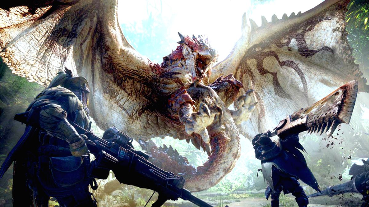 Monster Hunter World Review GamesRadar
