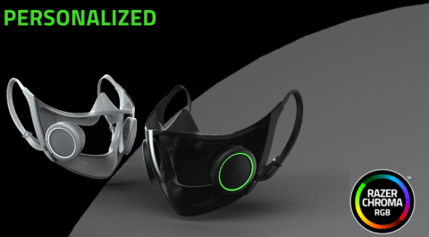Project Hazel Is Razer S Mask For The New Normal Pc Gamer