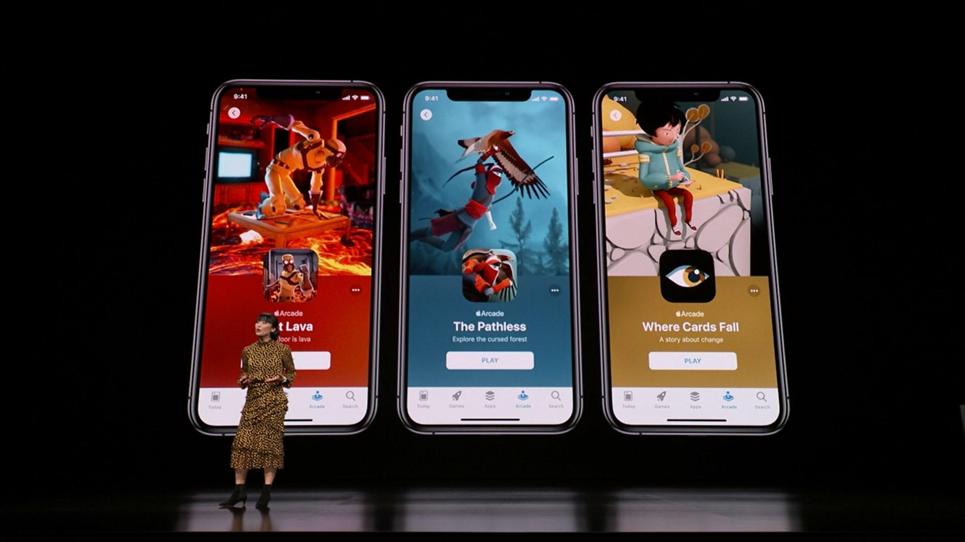 Apple Arcade release date