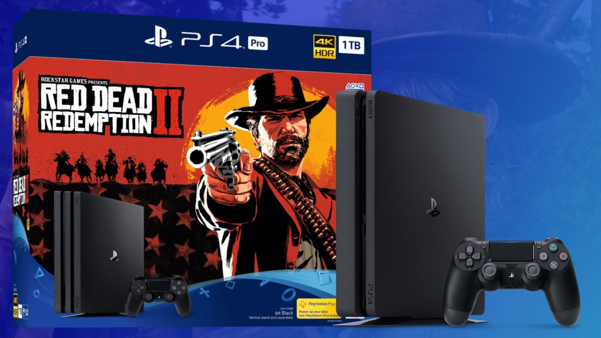 The Best PS4 Bundles Prices And Deals Of 2019 GamesRadar