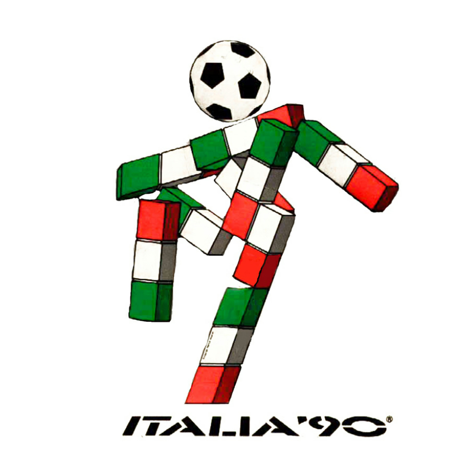 Italy 1990 world cup mascot