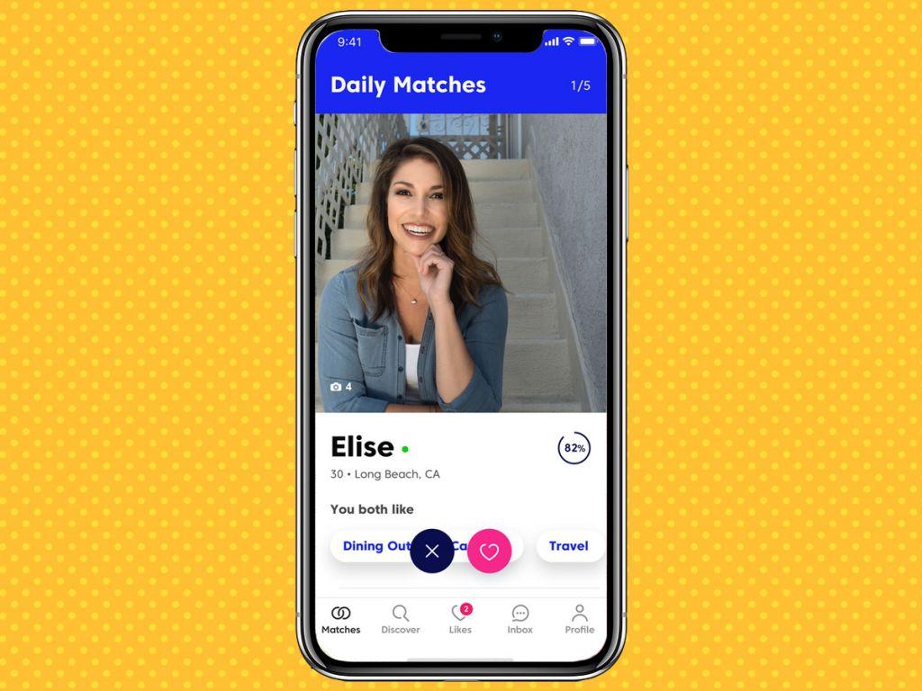 best dating apps: match.com