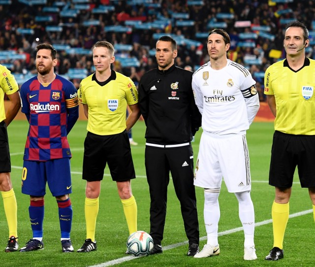 Watch Real Madrid Vs Barcelona Live Stream El Clasico  From