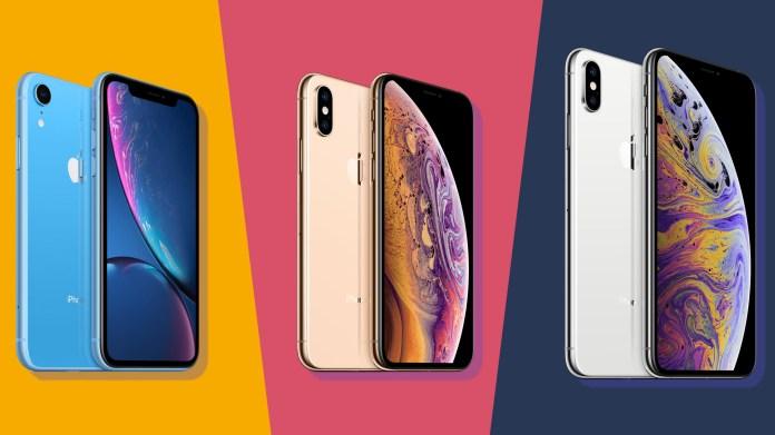Iphone Xs Vs Iphone Xs Max Vs Iphone Xr Techradar