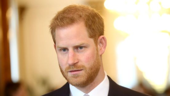 Prince Harry reportedly 'wants to be there' to celebrate the Queen's platinum jubilee after he resigned as King