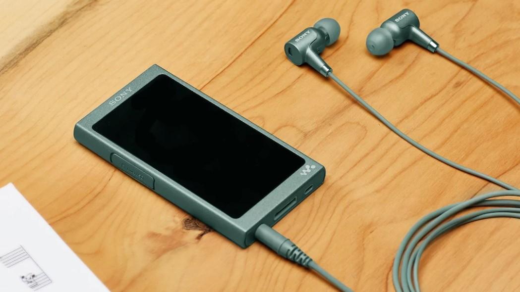Best MP3 player: Sony NW-A45 Walkman