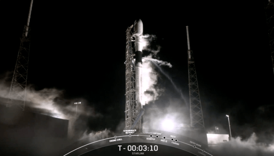 SpaceX Launch: Watch Starlink deliver high-speed Internet satellites into space