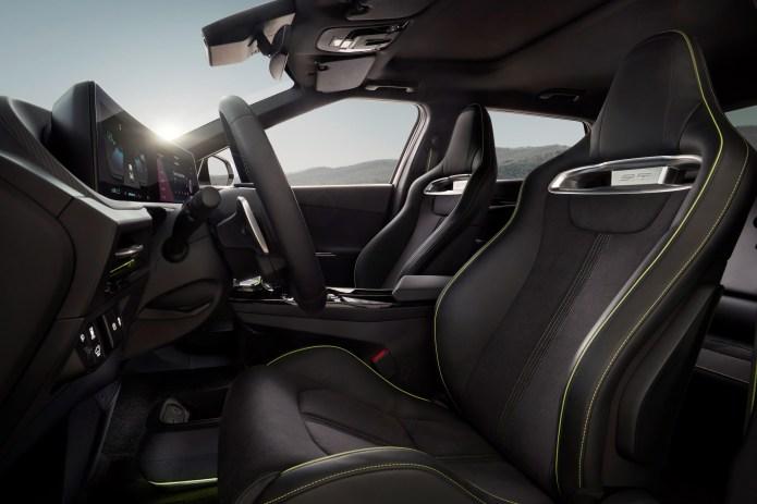 Interior Kia EV6 driver side