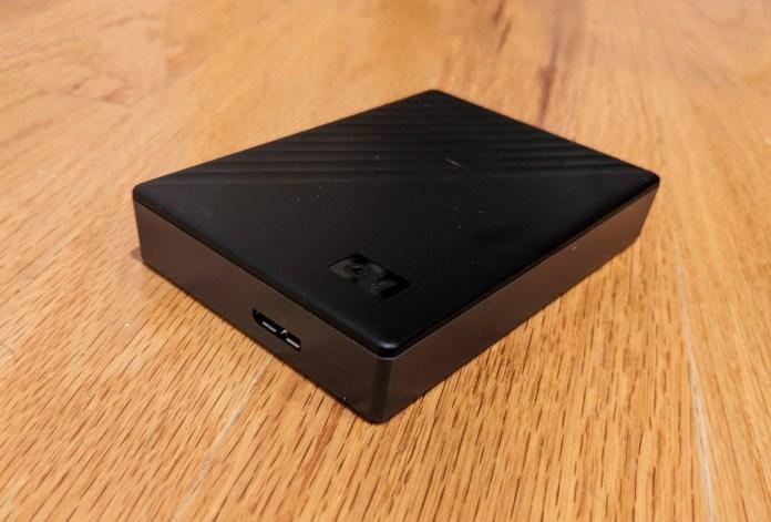 Best PS5 external hard drives: WD My Passport