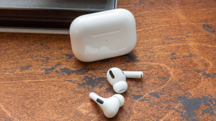 Best wireless earbuds: AirPods Pro