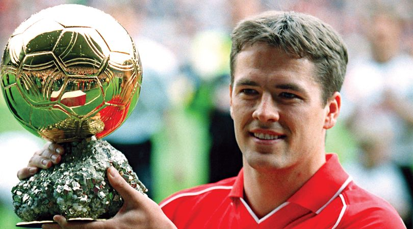 "That season put Liverpool back on the European map"" – remembering 2001 with Michael Owen, England's last Ballon d'Or winner 