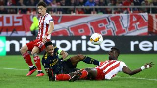 Arsenal vs Olympiacos live stream