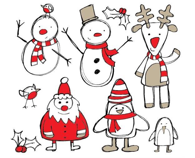 PTAVnthEQaT5KGb6fs7xFW 10 free Christmas vectors that aren't cheesy Random