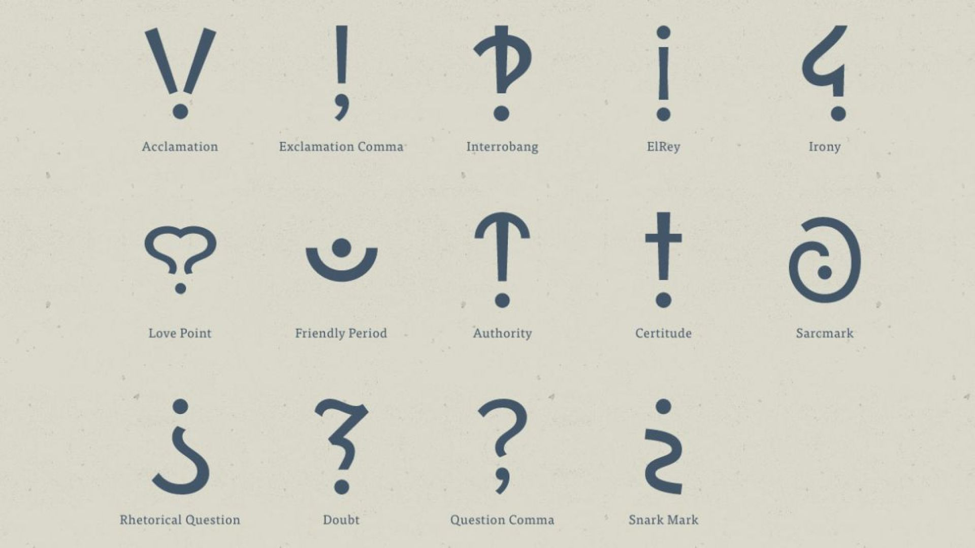 These lost type symbols need to make a comeback