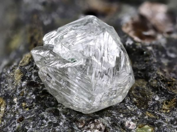 Mysterious Mineral from Earth