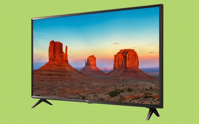 LG UK6300 43-inch TV