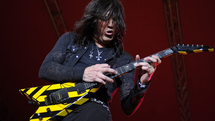 Michael Sweet on his star-studded solo album Ten, what's next for Stryper,  and why he should have been a leftie | Guitar World