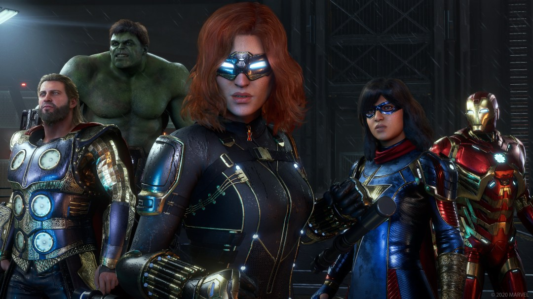 Marvel's Avengers game release date, news, trailers and first ...