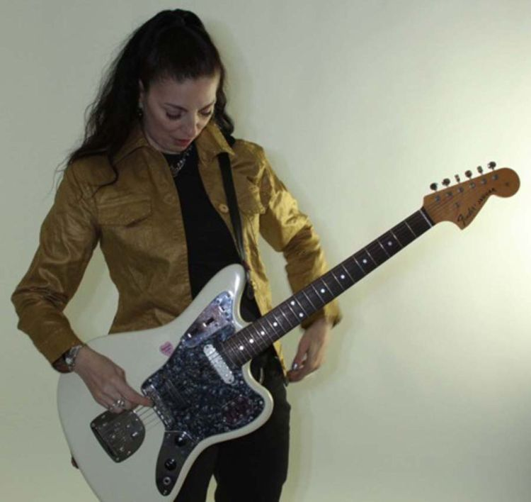 Interview: The Friggs Guitarist Palmyra Delran Discusses New Solo Album,  'You Are What You Absorb' | Guitar World