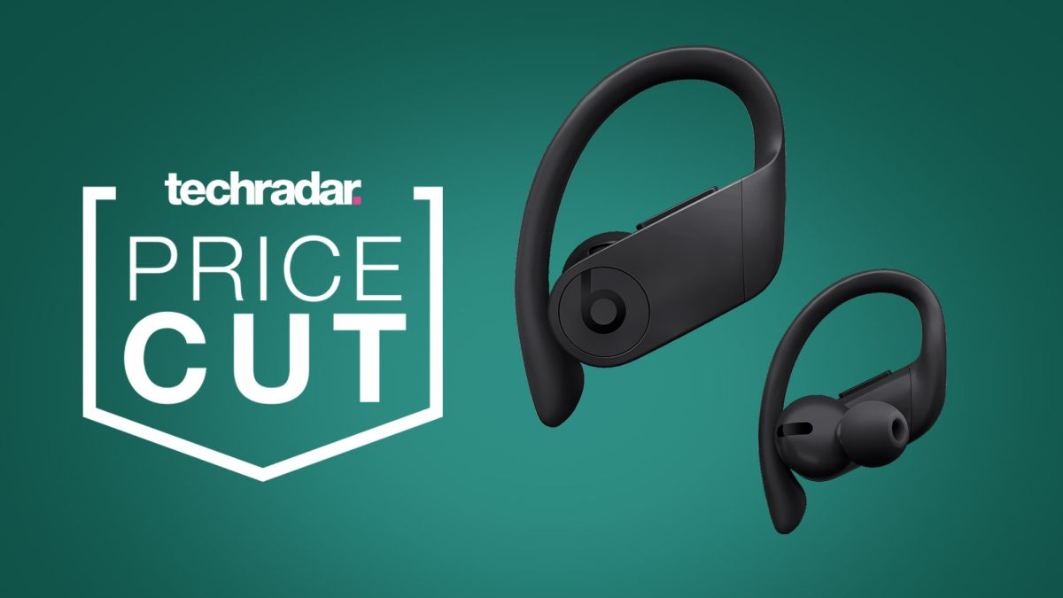 The Powerbeats Professional hit lowest value ever at Greatest Purchase's 3-day sale