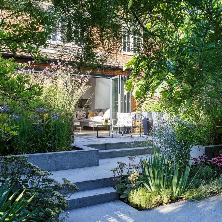 Small Garden Ideas Best Small Garden Designs Homes Gardens Homes Gardens