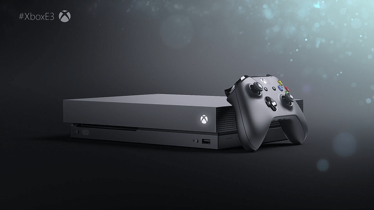 Xbox One X Price Heres How Much Its Going To Cost