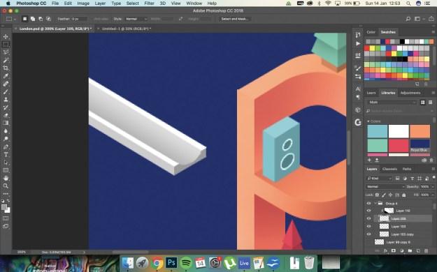 QgLMd2Kge2SsVS2PEKKLxd How to design isometric typography Random