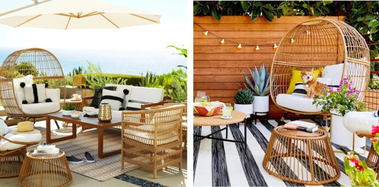 the target patio chair instagram loves