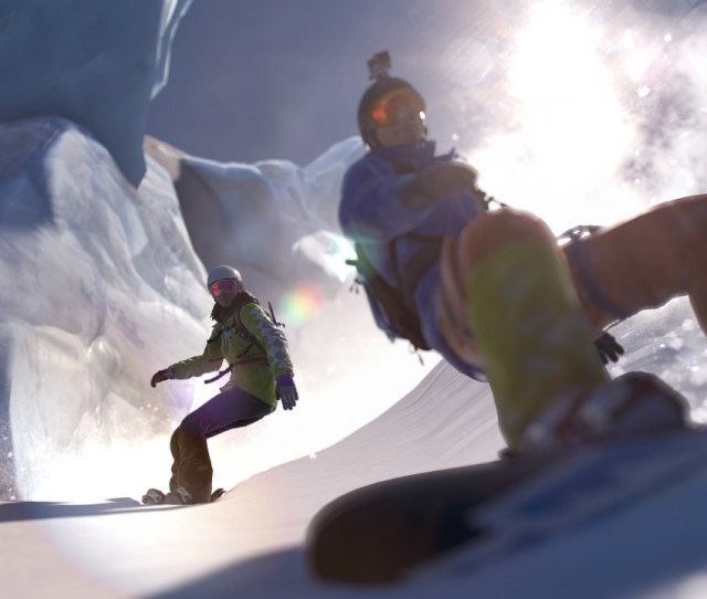 Free Ps Plus Games For January 2019 Bring You Steep Amplitude And Portal Knights Gamesradar