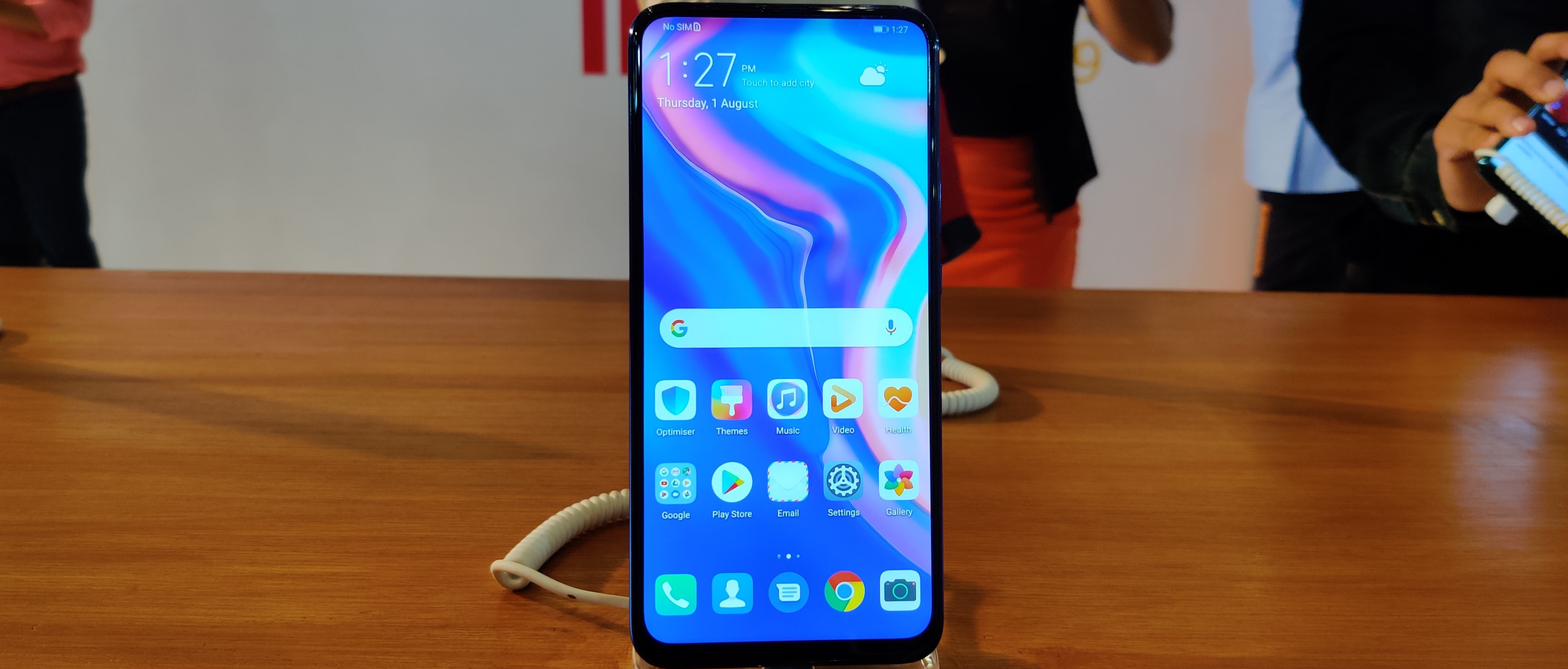 Hands On Huawei Y9 Prime Review Techradar