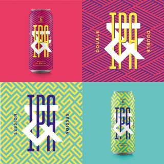 Fierce and Noble design packaging