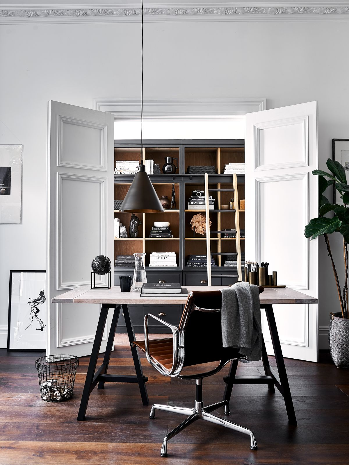 Home Office Storage 17 Ideas For A Tidy And Inspiring