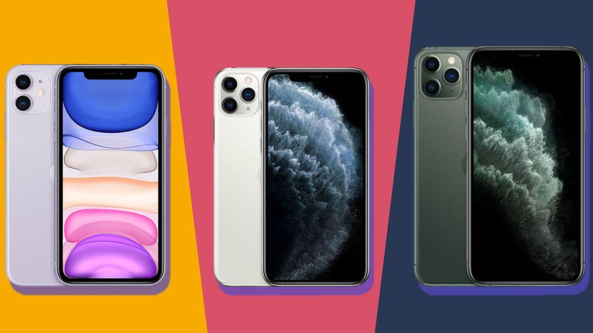 Tech :  iPhone 11 vs iPhone 11 Pro vs iPhone 11 Pro Max: les téléphones Apple phares  , avis