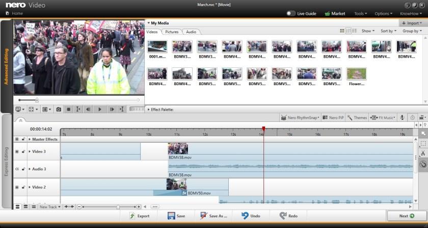 Advanced Editing