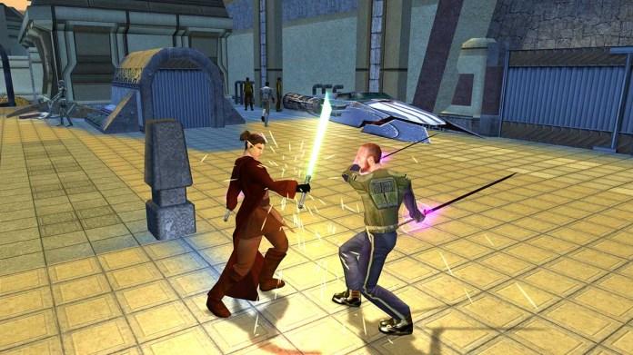 The best Star Wars game is KOTOR II