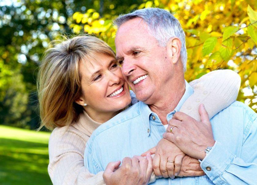 Older People Dating