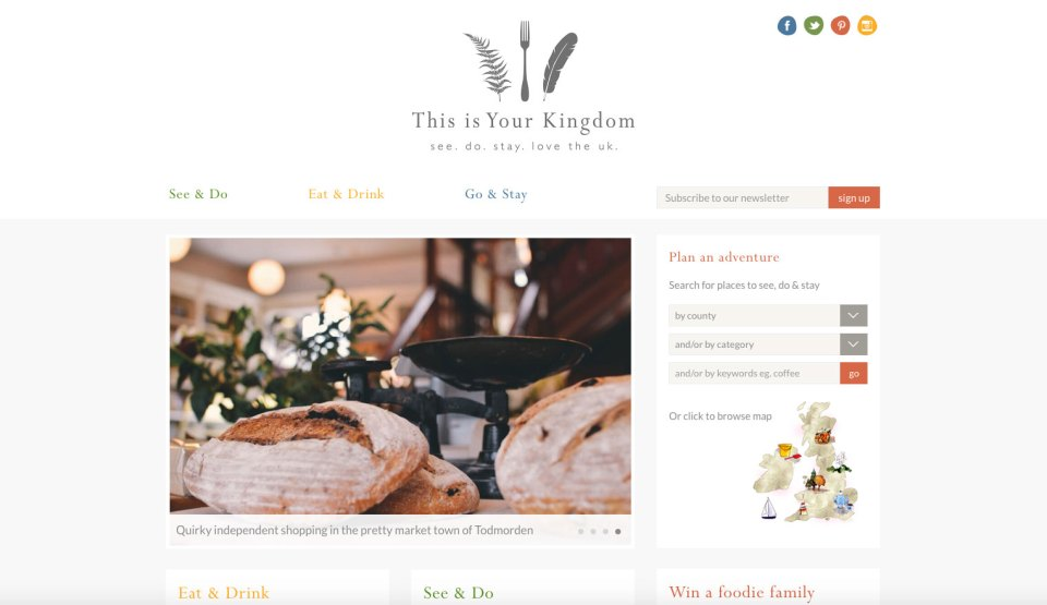 Top examples of WordPress websites