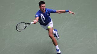 mobile phone Djokovic vs Struff live stream us open 2020 tennis