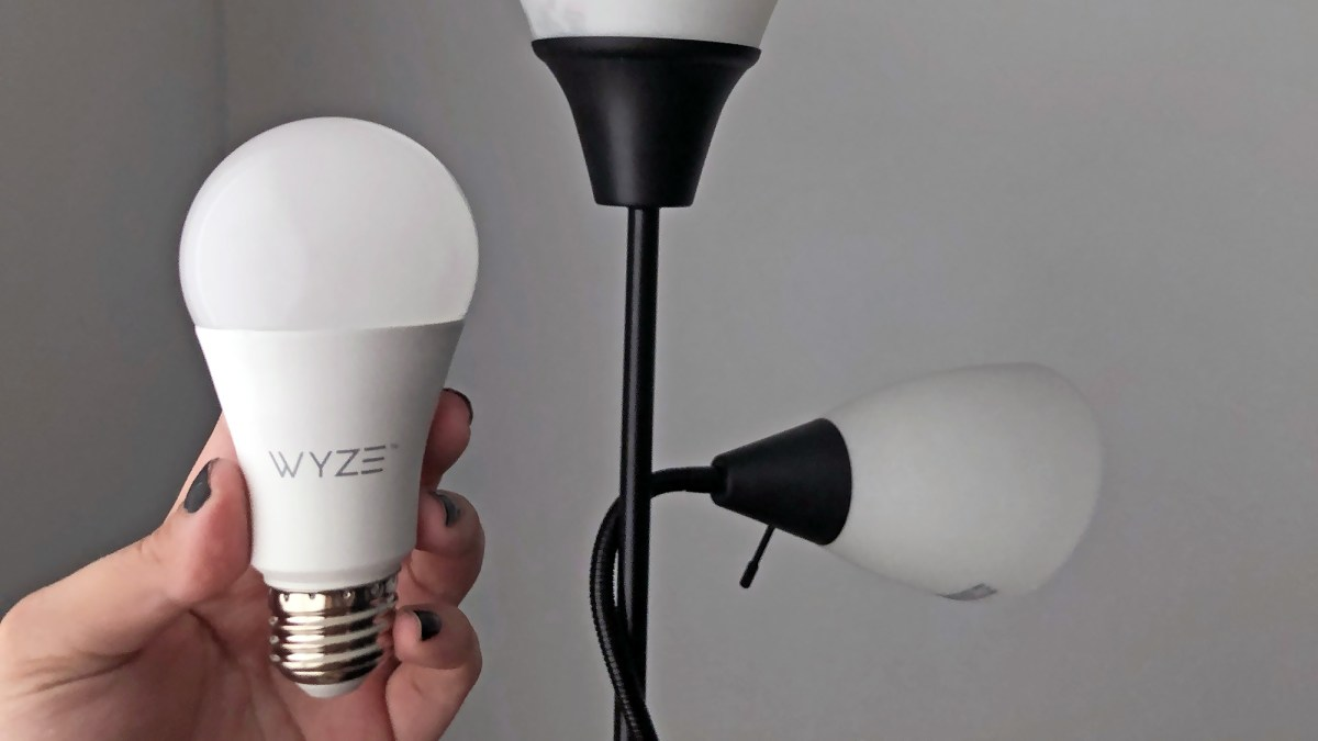 best cheap smart home devices: Wyze Bulb