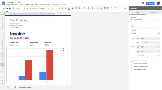 Google Docs for G Suite