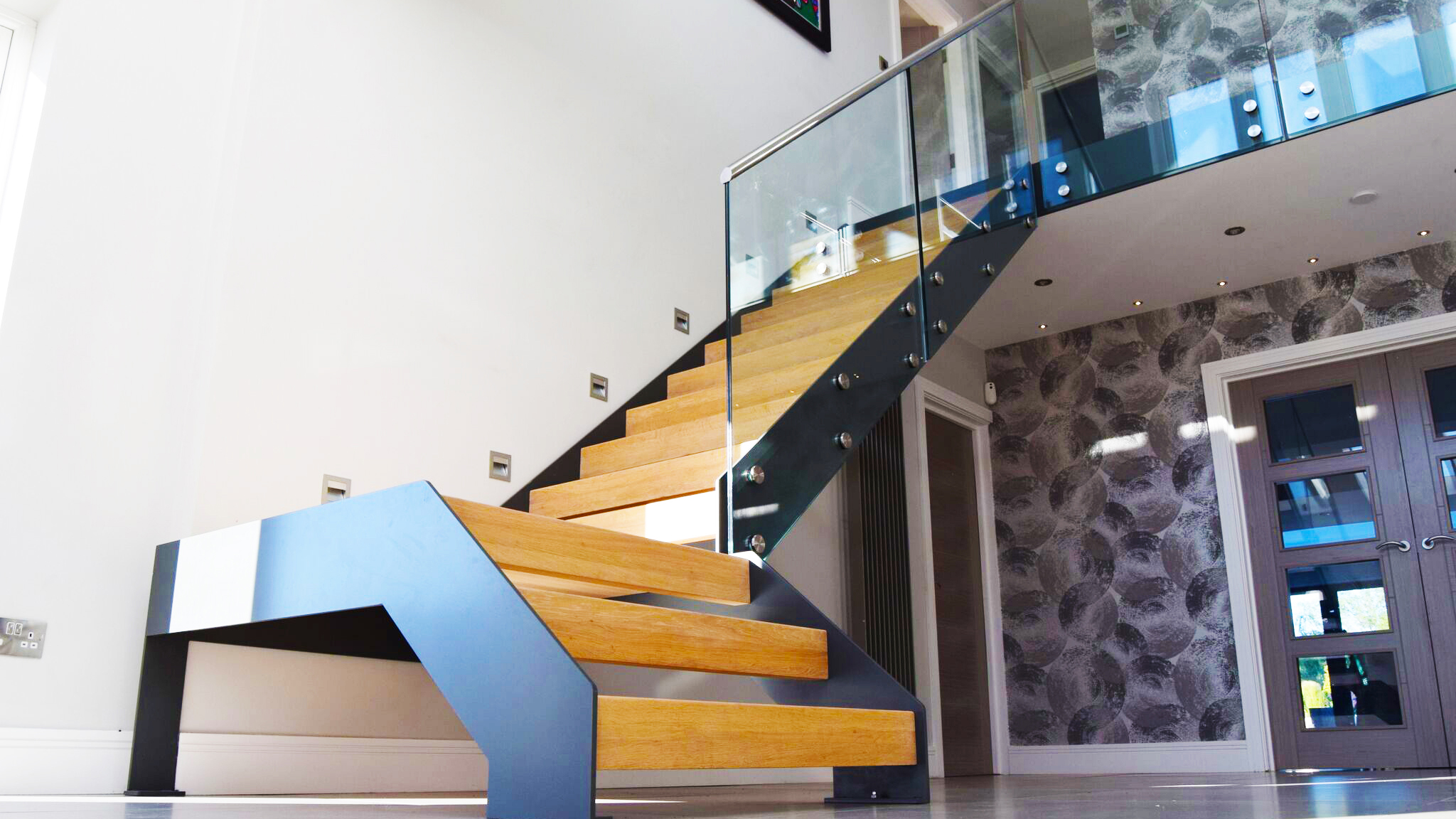 Staircase Renovation How To Design A Staircase Real Homes