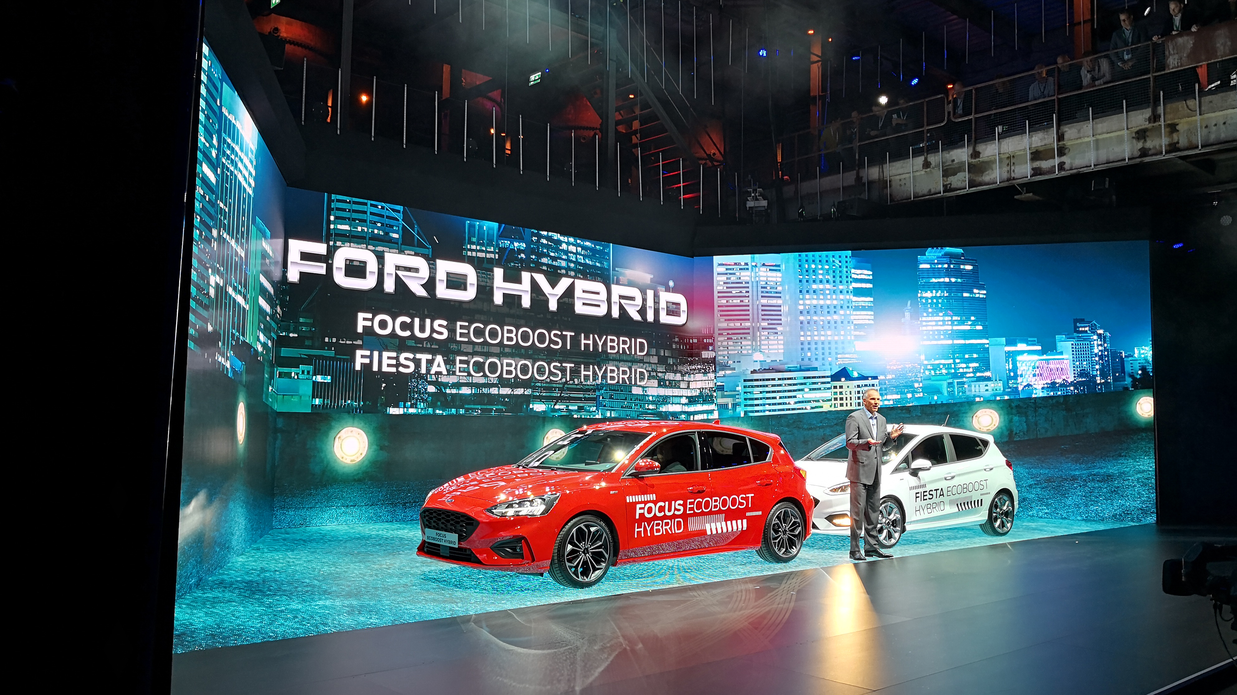 Ford Focus and Fiesta