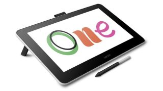 Not to be confused with the 'One by Wacom', this is a new entry-level tablet pitched at beginners